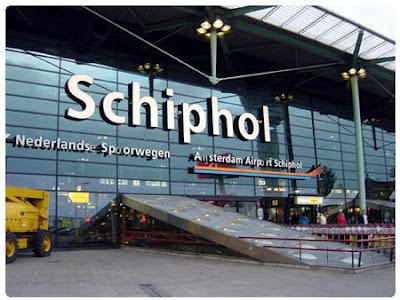 Aeropuerto Internacional de Ámsterdam-Schipol