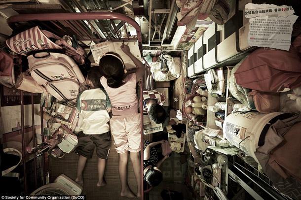 Honk Kong photos | Society for Community Organisation (SoCO)
