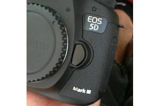 Canon DSLR seri 5D Mark III