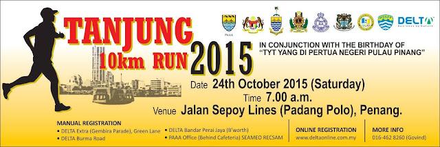 Tanjung 10km Run 2015