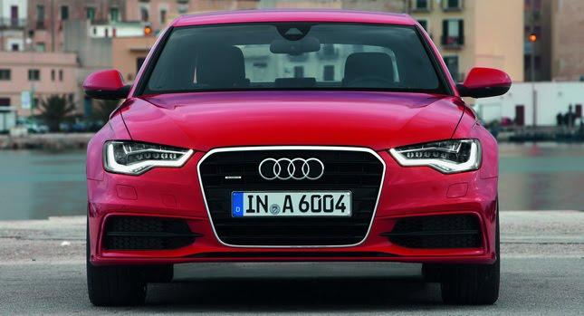 WORLD LATEST CAR MODELS  2012 Audi A6 Saloon