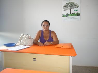 Vice Diretora Francisca Rodrigues