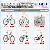 Template Toko Online Blogspot Simple Red Blue dengan Shopping Cart