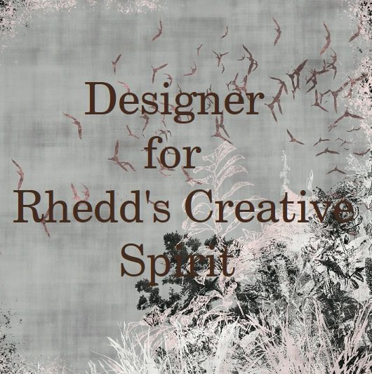Proud member of Rhedd's Creative Spirit