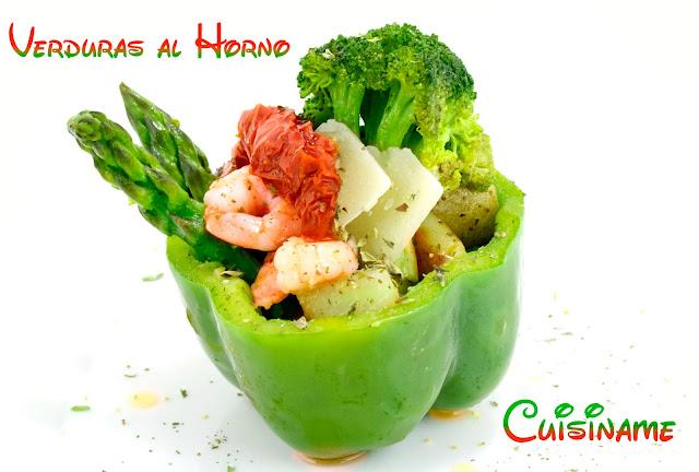 verdura al horno, recetas saludables, recetas sanas, alimentos saludables, recetas de cocina, recetas originales, verduras