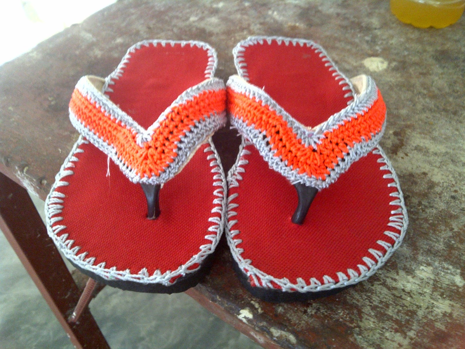 Ana luisa y sus tejidos zapatos y sandalias tejidos - Zapatos camarera antideslizantes ...