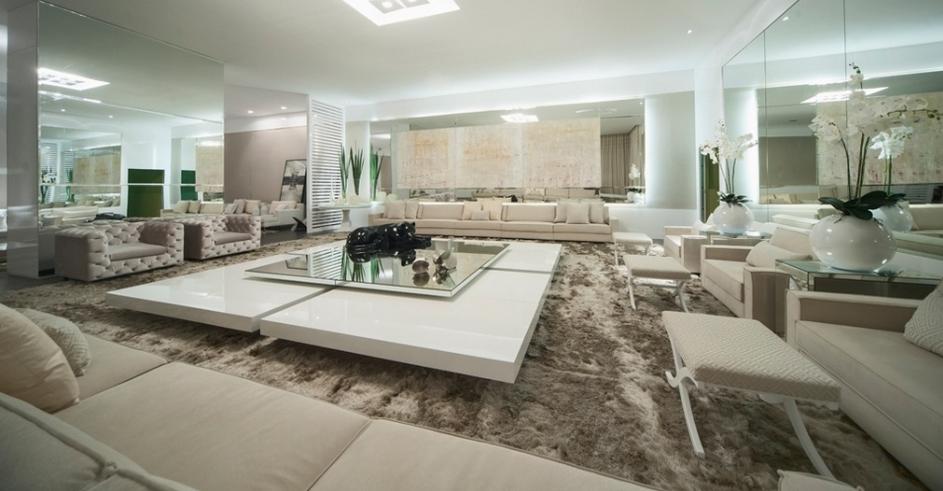 Salas brancas e off whites  veja dicas e ambientes lindos decorados