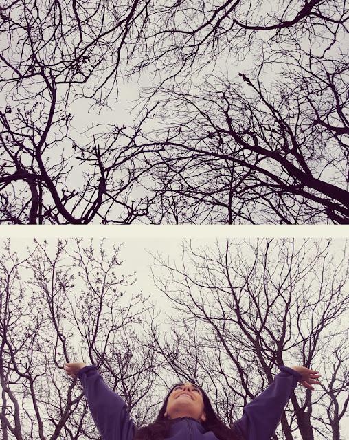 """""""Mirando al cielo"""" de Naiara Briones"""