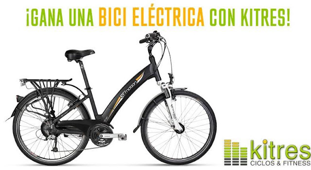 sorteo bicicleta electrica