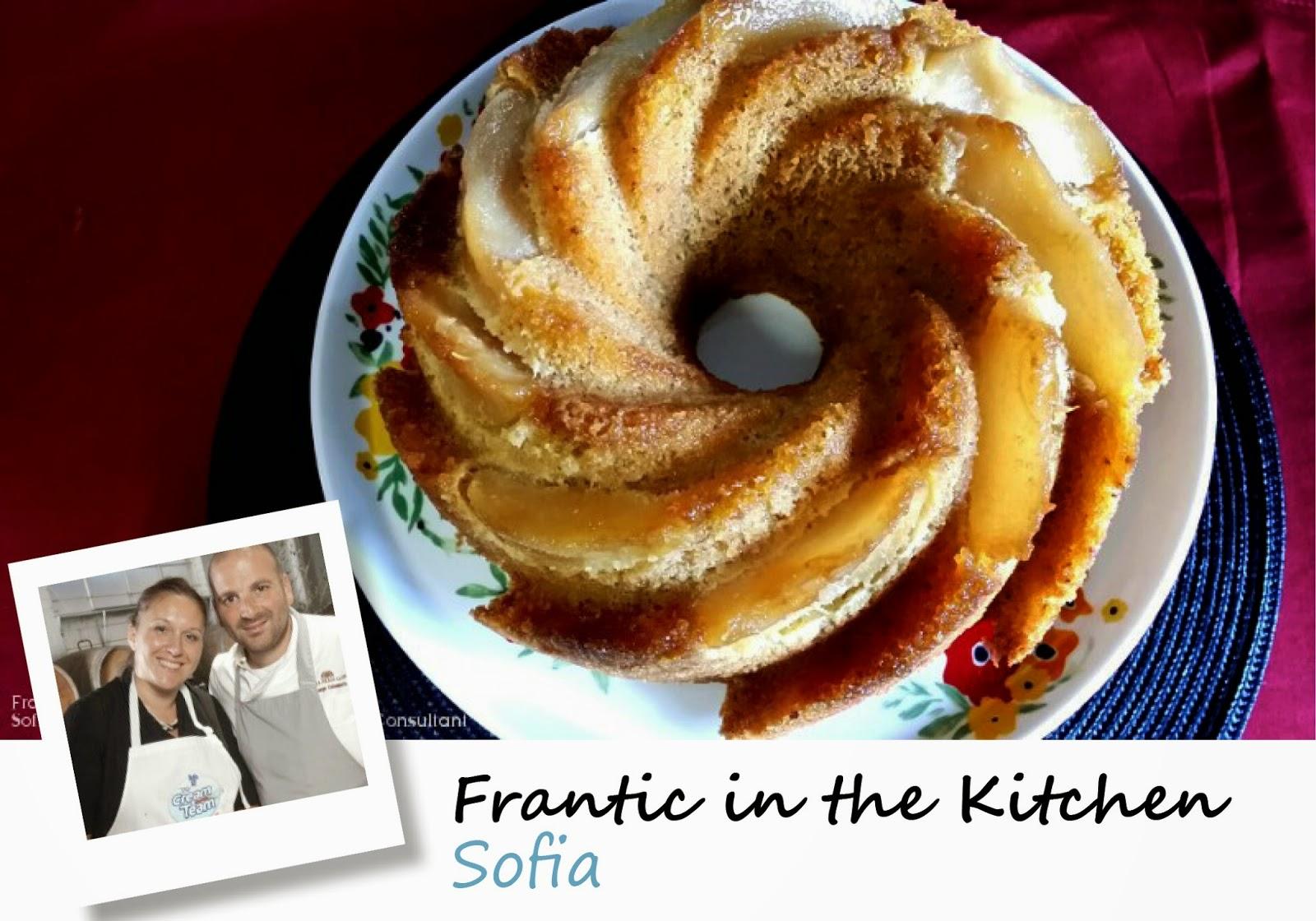 Sofia - Frantic in the Kitchen