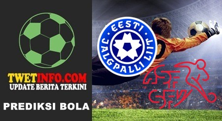 Prediksi Estonia vs Switzerland