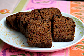 The Beaver Club's famous banana bread is dark, dense and delicious