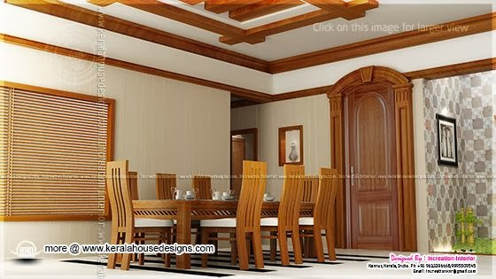 dining room render thumb Renderings of Interior ideas of home