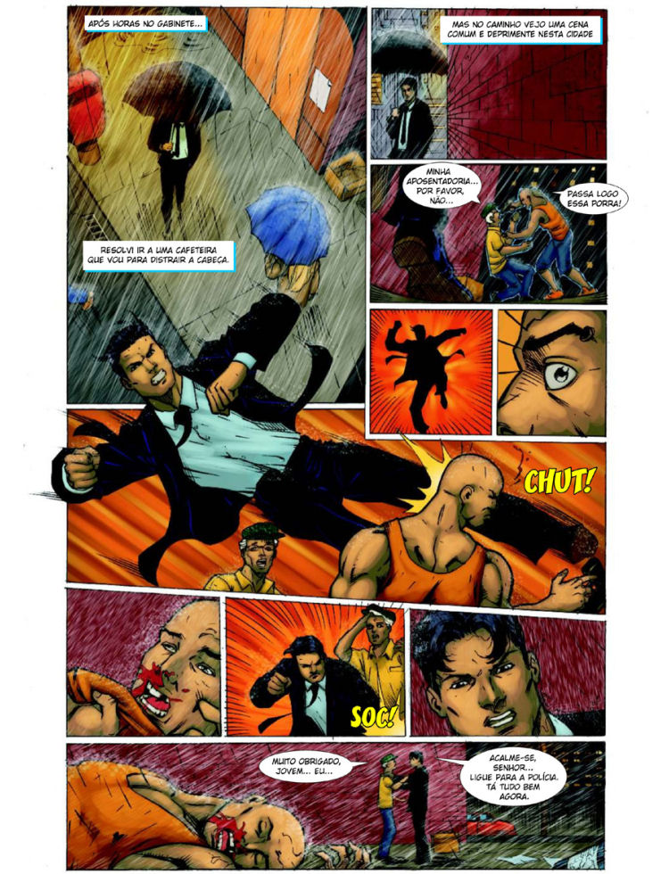 Guardião Noturno - Pagina 17