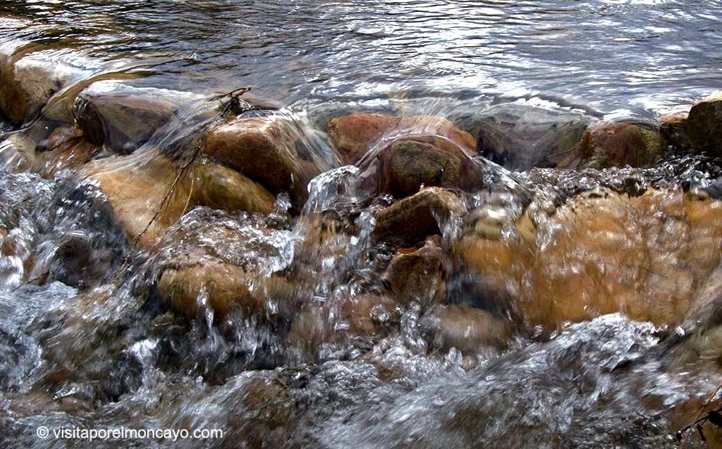 Agua La Huecha