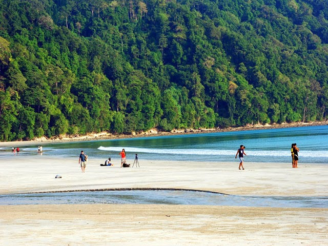 Radhanagar Beach, Havelock Island, Andamans