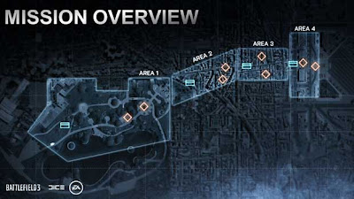 Battlefield 3 Maps - Operation Metro