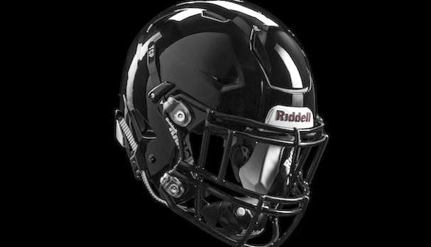 Riddell's New Football Helmet