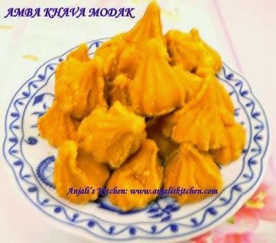 Anjali's KitchenGanesh Festival Special Recipes