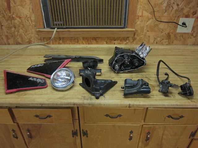 AR80 parts