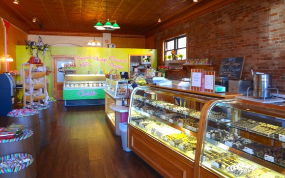 sweet shoppe & nut house