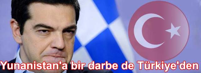 Yunanistana bir darbede Turkiyeden Aleksis Cipras