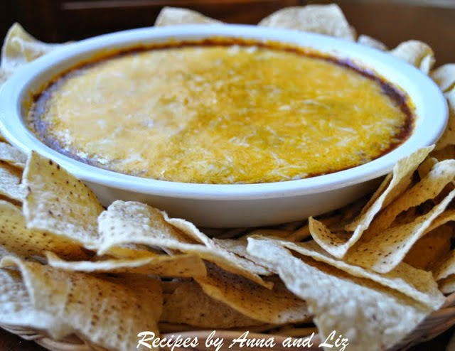 EASY Hot Chili Cheese Dip - 3 Layers!