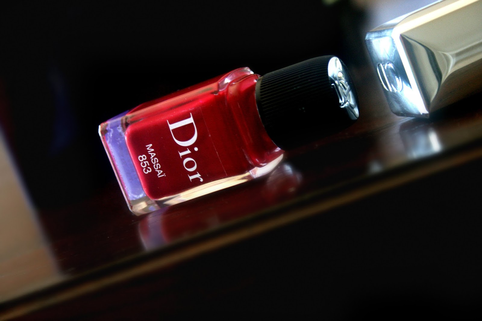 Dior Vernis Massai 853 Review, Photos, Swatches
