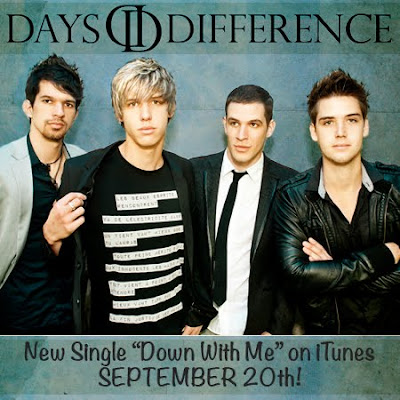 Days Difference - Down With Me
