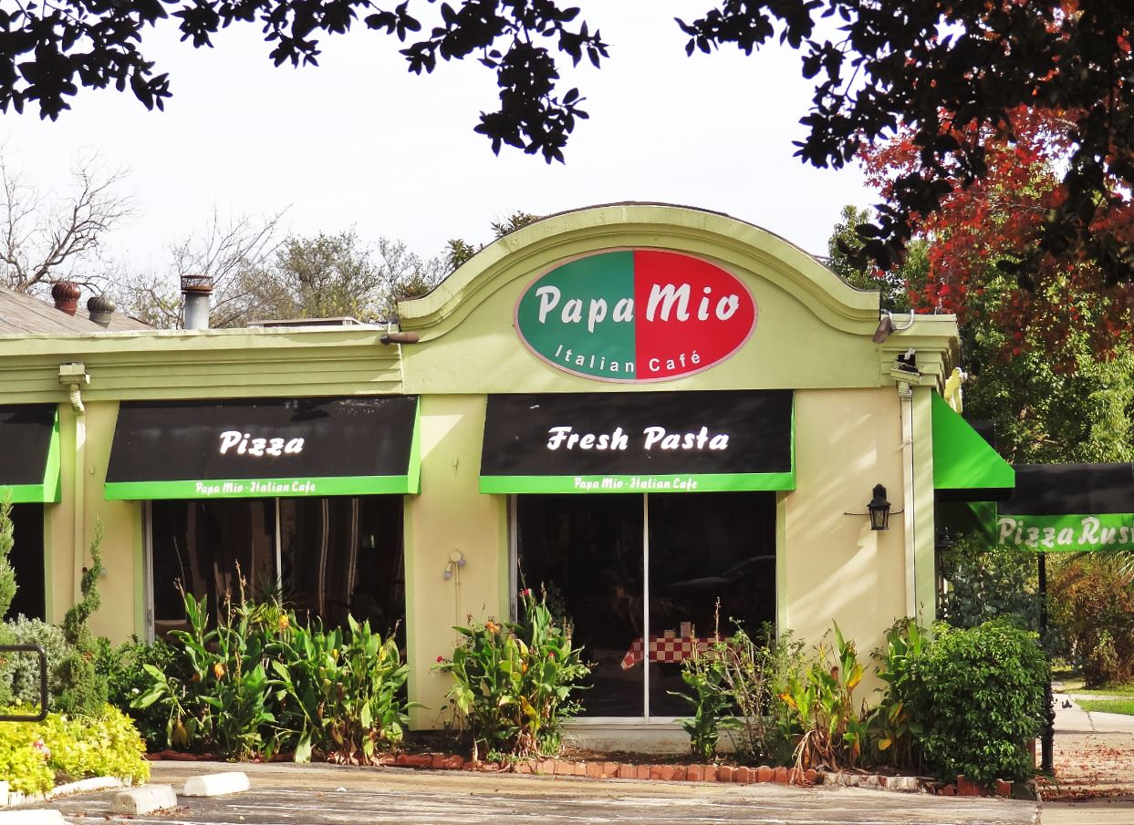 Lexington Papa Mio Closed And Space Posted For Lease Houston