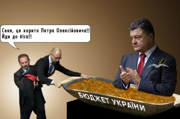 """Порошенко: """"Я поддерживаю решение фракции БПП об исключении Барны"""" - Цензор.НЕТ 2017"""
