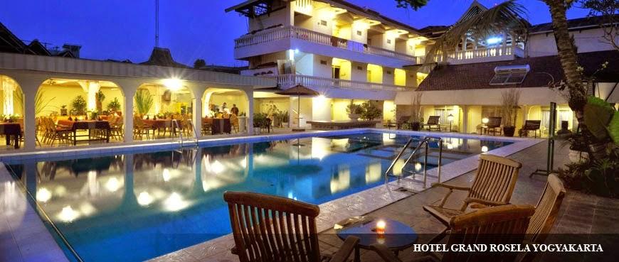 Untuk Yang Mencari Hotel Murah Kawasan Prawirotaman Dengan Kolam Renang Luas Salah Satunya Adalah Grand Rosela Terletak Di