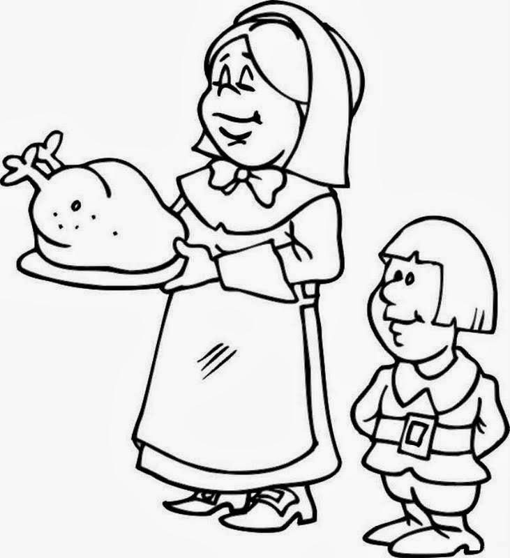 Banco de Imagenes y fotos gratis: Dibujos Dia de Accion de Gracias ...
