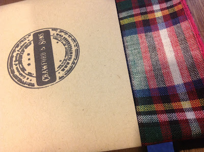 Crawford and Sons pocket squares