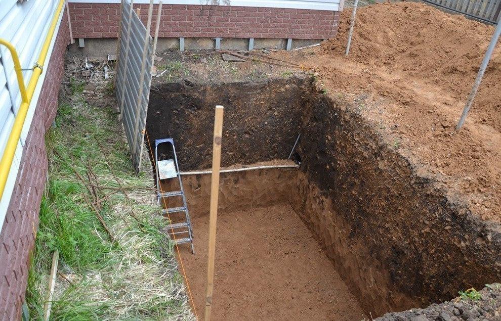 Как сделать погреб в огороде своими руками