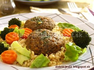 Brokolicové fašírky - recepty