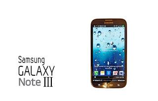 Spesifikasi Samsung Galaxy Note 3