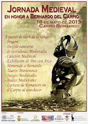 Homenaje a Bernardo del Carpio