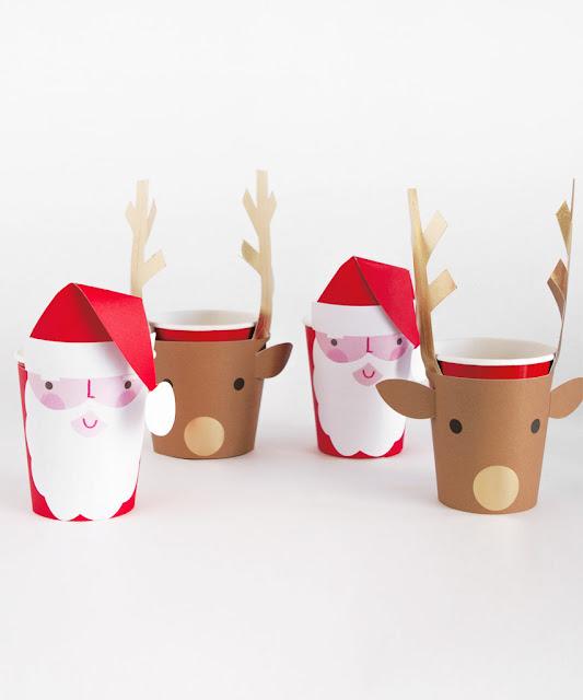 copos-natal-decoracao-mesa-pai-natal-rena