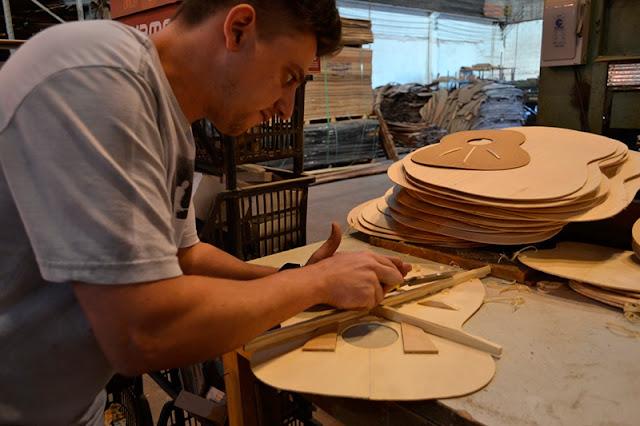 Um total de 80 instrumentos homenageiam as principais linhas que contribuíram para o sucesso da Rozini no período(Foto: Divulgação)