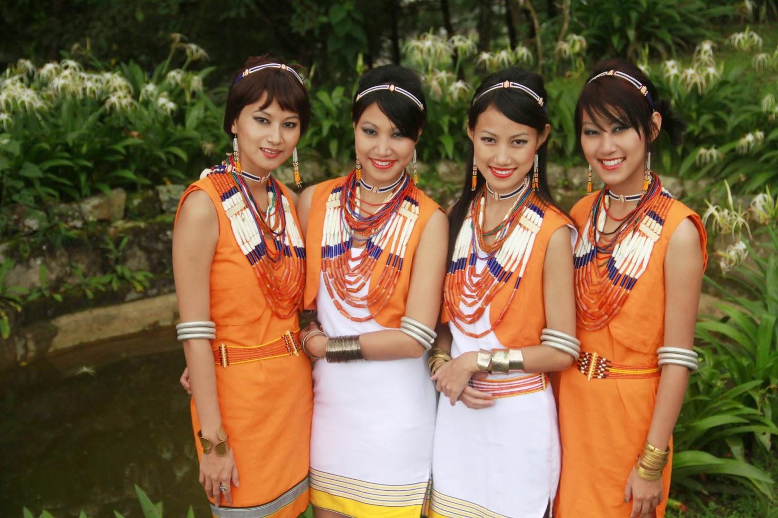 Tetseo Sisters, Nagaland Music