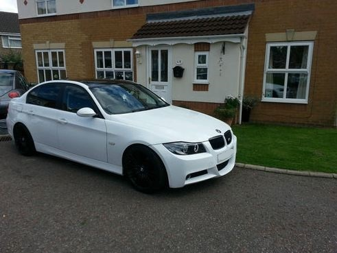 ebay scam 1 fri 06 sep 13 2006 bmw 318d e90 white. Black Bedroom Furniture Sets. Home Design Ideas