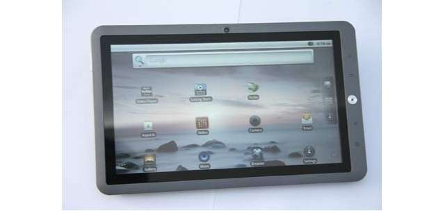 Classpad Launched Tablet To Compete With Aakash