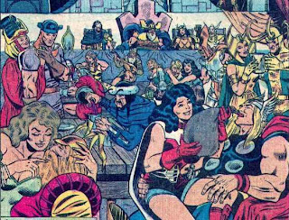 Sexismo en los Cómics, por Alan Moore 2 (de 3) Marvelsexism