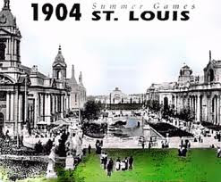 The first Olympic Games were held in the United States in St. Louis, Missouri, 1904