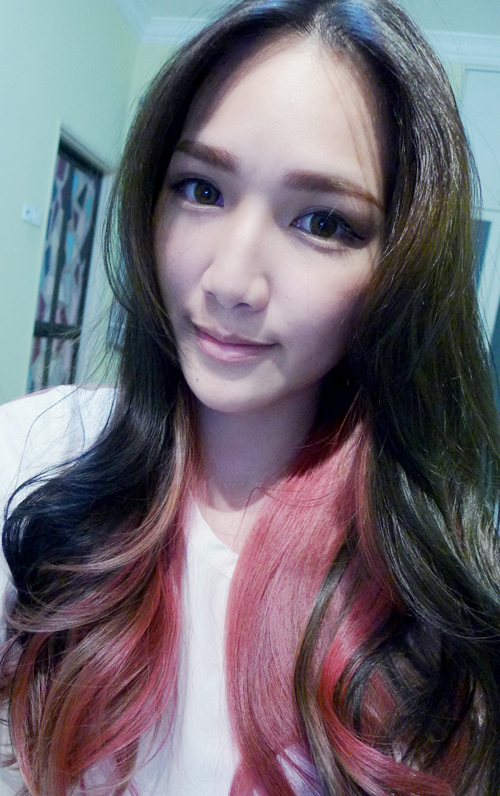 ... natural eye make up tutorial and also hair tutorial.Well,video editing