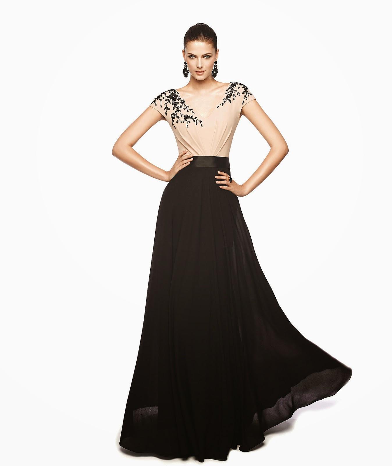 Vestidos de Cóctel de Pronovias 2015