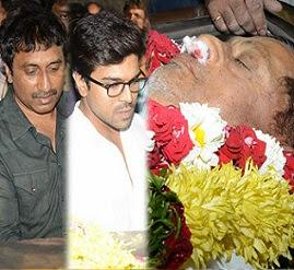 Celebs Pays Condolence to M S Narayana Photos & Full Video