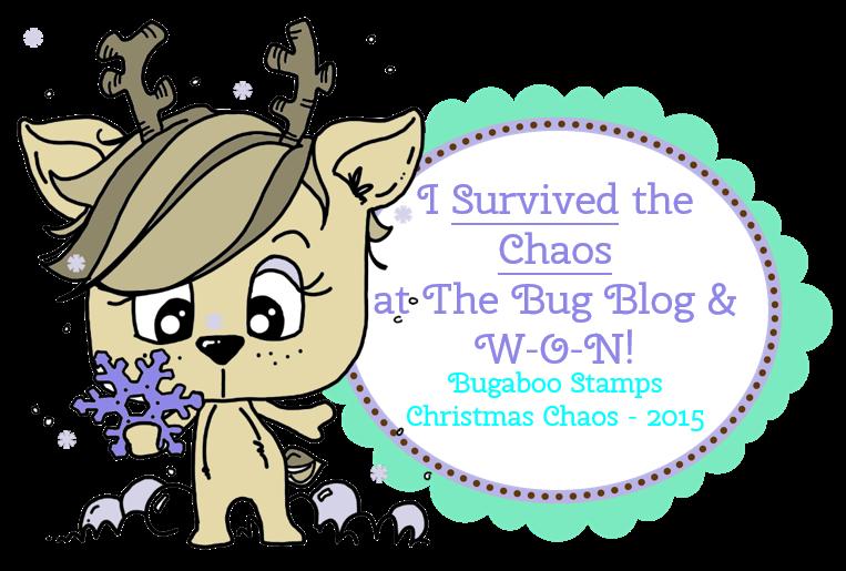 I WON Bugaboo's Christmas Chaos Challenge 2015