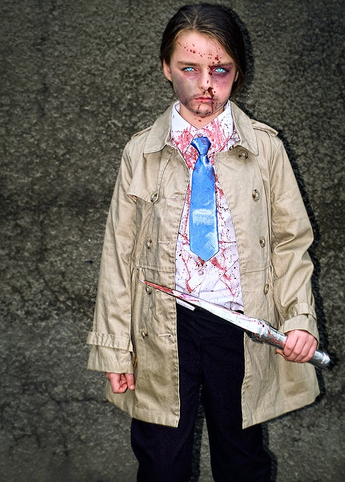 Geek with curves one character different costumes castiel ccuart Gallery